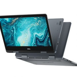 Laptop Dell Inspiron Notebook 14 5000 Series 2-in1 -5482 01K0K25 Silver  i7-8565U 8 GB 256GB M.2 PCIe NVMe  14.0