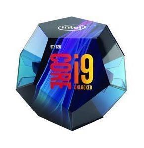 CUP Intel Core i9-9900K