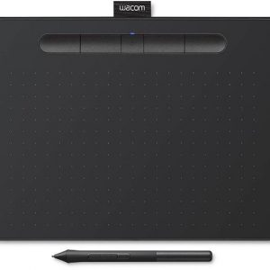 Tablet CTL-4100WLK-N	Wacom Intuos S Bluetooth Black