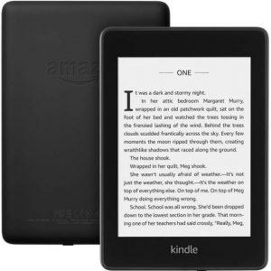 Amazon kindle paperwhite 10th gen 2018 32GB waterproof black