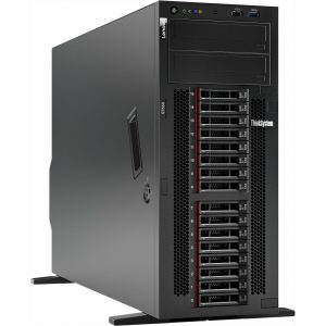 Server Lenovo ThinkSystem 2-Socket 4U Tower Server ST550 4U 7X10A03VEA ST 550 Xeon Silver 4110   16GB 930-8i  2x550W Hot-Swap PS, Rear Fan, Mid Fan, DVD-RW