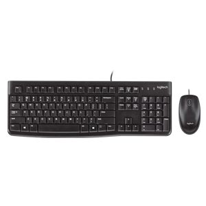 Logitech MK120 USB Desktop Keyboard+Mouse