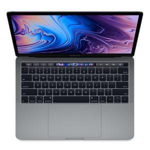 Laptop Apple Notebook MPXT2B/A space grey -  MPXU2B/A silver 13-inch MacBook Pro: 2.3GHz dual-core i5, 8GB 256GB