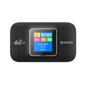 Tenda 4G185 3G/4G 4G FDD LTE 150Mbps Pocket Mobile Wireless Router