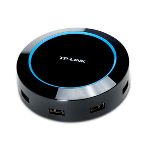 TPLink UP540 40W 5-Port USB Car Charger