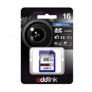 addlink 16GB SDHC UHS-I (Class 10) ad16GBSH310