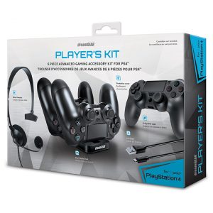 Dream Gear PLAYER'S KIT - 8 PIECE DISPLAY TRAY DGPS4-6441