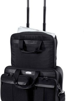 N4598NDicota Mobile Commuter - Trolley bag with separate Notebook case