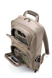 N16318NDicota BacPac Business Light-weight business backpack for Notebooks up to 16.1