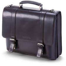 N16648LDicota BusinessLeather case for 15