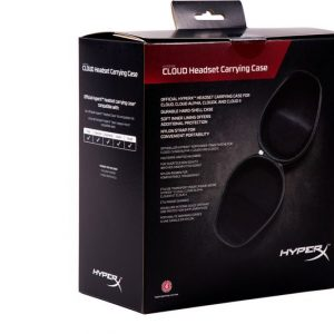 HYPERX CLOUD HEADSET CARRYING CASE HXS-HSCC1/EM 2years