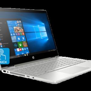 Laptop Hp Notebook 5QX79EA 14-cd1007ne Mineral silver i7-8565U 12GB 1TB + 128GB  4GB NVIDIA 14'' TOUCH Win 10 2 years