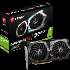 Graphic Card MSI GeForce GTX 1660 GAMING X 6G