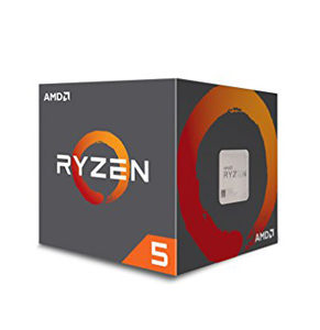 CPU AMD Ryzen 5 2600X