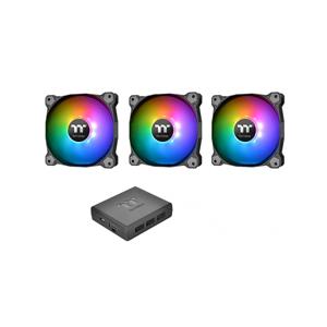 Thermaltake Pure Plus 12 LED RGB Radiator 3- Fan pack
