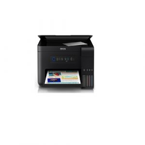 Printer Epson L4150 A4 Size 3 in 1 with WIFI & WIFI Direct A4 3 in 1 Color EcoTank printer