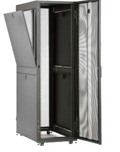 Eusso Server Cabinet MS-APC6036-PP36UW600*D1000Door Type Front Metal Perforated - Rear Dual open perforated