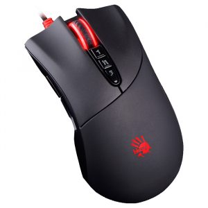 P30 BLOODY RGB GAMING MOUSE USB BLACK ACTI 12000 CPI