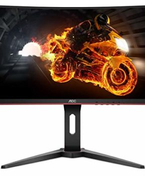 Monitor AOC Screen C24G1 Curved  Freesync  1ms 144hz 24