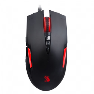 V2M Bloody Wired Gaming Mouse, USB, Black