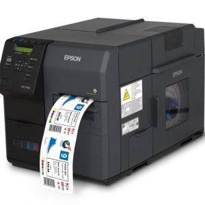 Label Printer Epson ColorWorks C7500C31CD84012