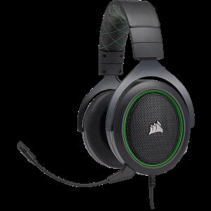 Corsair Gaming Headset HS50 Stereo - Green CA-9011171-NA