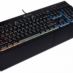 Corsair Gaming Keyboard K55 RGB - Rubber Dome  CH-9206015-NA