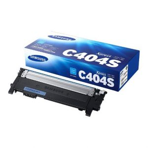 Samsung Toner CLT-C404S/XSG ST978A Cyan Toner for C430W and C480W