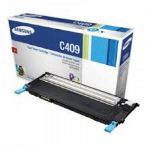 Samsung Toner CLT-C409S/SEE Millet/Tulip Cyan Toner for CLP-310