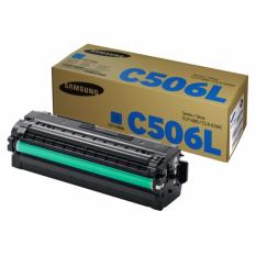 Samsung Toner CLT-C506L/SEE Rousseau/ Scarlet Cyan Toner for CLP-680ND; CLX-6260