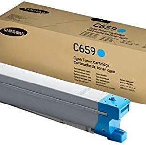 Samsung Toner CLT-C659S/SEE Evergreen Cyan Toner for CLX-8650