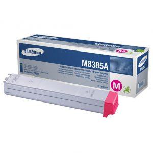Samsung Toner CLX-M8385A/SEE Rose-R Magenta Toner for CLX-8385