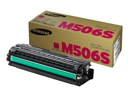 Samsung Toner CLT-M506S/SEE Rousseau/ Scarlet Magenta Toner for CLP-680ND; CLX-6260