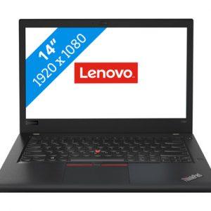 Laptop Lenovo THINKPAD Notebook T480 20L5S01J00 CORE I7 8TH 8GB 256GB SSD 14