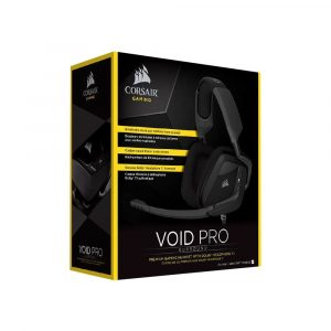 Corsair Gaming Headset VOID Pro Surround Dolby 7.1 - Black CA-9011156-NA