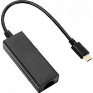 SpeedLink SL-180015-BK USB-C TO ETHERNET ADAPTER HQ