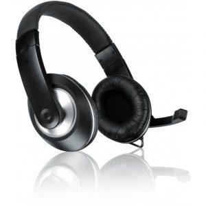 SL-8727-BK-01 SpeedLink THEBE CS STEREO HEADSET, BLACK