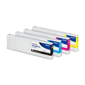 SJIC30P(Y): Ink cartridge for ColorWorks C7500G (Yellow)C33S020642