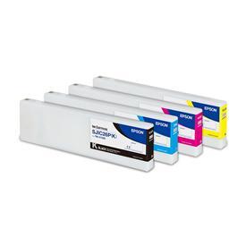 SJIC26P(K): Ink cartridge for ColorWorks C7500 (Black)C33S020618