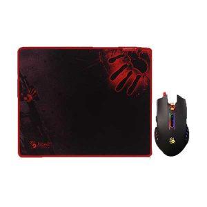 Bloody Bundle Q8181S :Mouse + Mouse Pad ( Q81+ B081S )