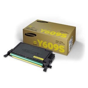 Samsung Toner CLT-Y609S/SEE SU563A Yellow Toner for CLP-770ND