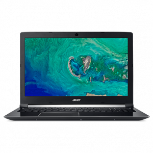 Laptop Acer A715-72G-72X2 Intel® Core™ i7-8750H 8GB 128+1000GB NVIDIA® GeForce® GTX 1050 15.6