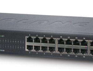 GSW-2401 Planet 24-Port 10/100/1000Mbps Gigabit Ethernet Switch