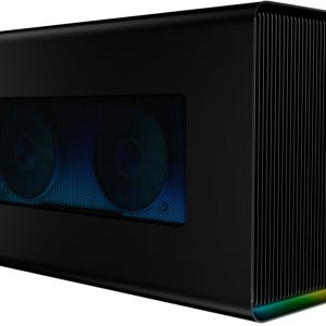 Razer Core X Aluminum External GPU Enclosure (eGPU)