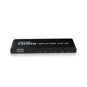 IWS HSi-4 - IWAYS: HDMI Splitter 4 PORT UHD 4K (HSi-4)