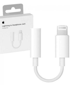 Apple MMX62ZM/A Lightning to 3.5 mm Headphone Jack Adapter