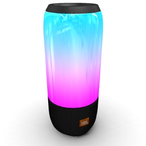 JBLPULSE3BLKEU JBL Pulse3 wireless speaker BLACK