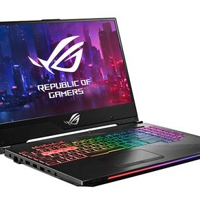Laptop ASUS Notebook ROG GL504GV-DS74 I7-8750H 16 GB 512GB 15.6