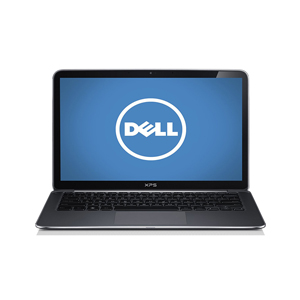 Laptop Dell XPS 13 (9380)  2B02-03 Silver machined aluminum i7-8565U 16 GB  2TB 13.3 inch  4K Graphics 620 Windows 10 Pro 64bit 1 Year