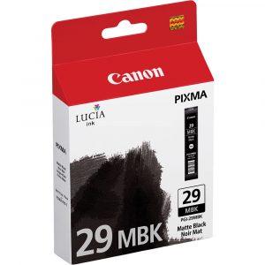 Canon PGI-29MBK – Matte Black4868B001AA